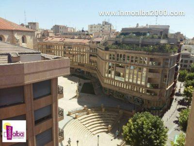 Piso en alquiler centro Albacete